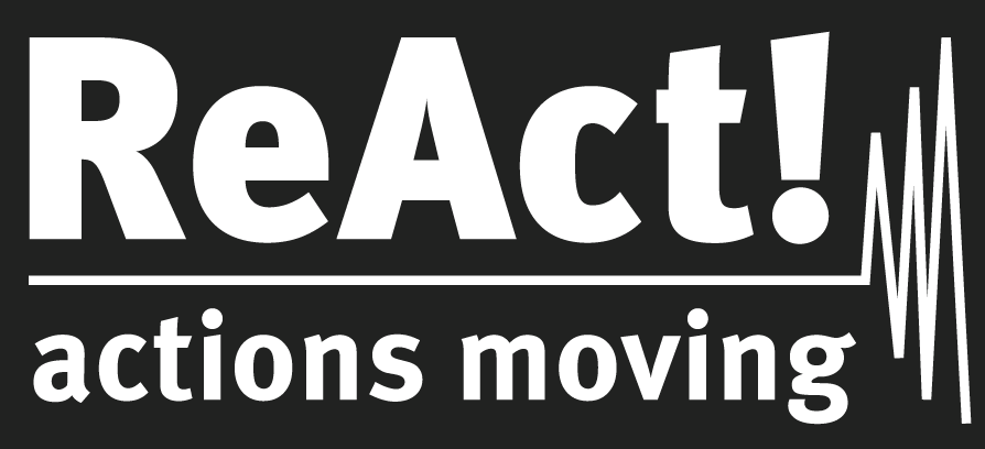 ReAct! - Actions moving